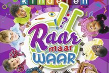 Kinderboekenweek 2015 / Raar maar waar
