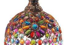 Lámparas Árabes, Turcas o Morunas / En este tablero puedes encontrar todo tipo de lámparas de estilo árabe, también llamadas turcas o morunas