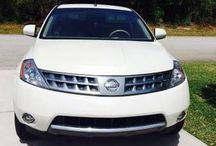Used 2007 Nissan Murano for Sale ($9,500) at Miami , FL / Make:  Nissan, Model:  Murano, Year:  2007, Vehicle Condition: Good, Mileage:160,000 mi.   Contact: 786-520-9203   Car Id (57127)