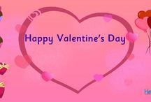 Valentine's Day / Happy Valentine's Day