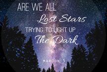 Lost stars