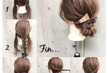 髪型 参考