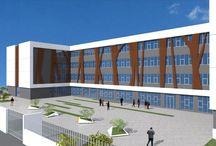 Doğa Okulları Ankara Batıkent Kampüsü / Doğa Okulları Ankara Batıkent Kampüsü, anaokulu, ilkokul, ortaokul ve lise gruplarında eğitim verirken öğrencilerin ilgi, ihtiyaç ve beklentilerine göre yapılanan kampüs modern eğitim tekniklerini kullanarak bilim ufku geniş, katılımcı, özgüveni sağlam kültürel ve teknolojik birikimin egemen olmasını sağlayacak, aydın ve yaratıcı düşünebilen bireyler yetiştirmeyi amaçlıyor.