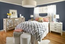 Bedroom inspiration / by Amanda {A Royal Daughter}