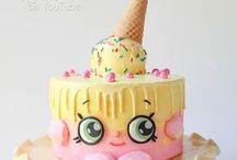 Mollie birthday cake