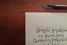 I'd like to write pretty words. / by Jessie Jo Daniels