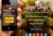 Register your Food Business / Royal Chefs .... Meet Royal Chefs and Royal Foodies ....