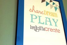 Playroom / by Kimberly Magera