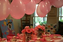 Amara's 5th birthday! / by Bethany Guillaume
