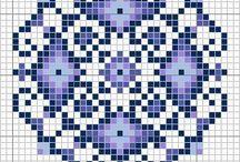 biscornu designs