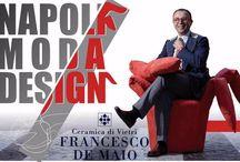 Napoli Moda Design /   moda&design | eccellenza | made in Italy | Napoli |