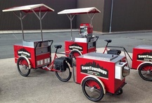Food bike,cart,truck