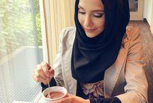 hijab blazer