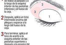 Ojos hundidos maquillaje