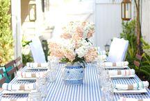 Table settings / by Naseeba Khader
