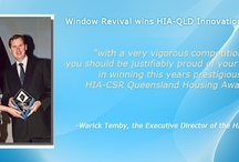 Awards / Window Revival, Window Restoration Awards of Excellence