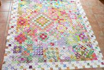 Scrap paradise / Scrap quilt