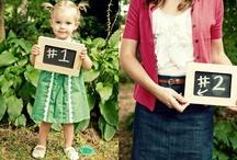 Baby's/Toddler's/Children Photo Idea's / by Kim Morgan