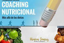 Formación / Mis cursos sobre coaching, alimentación energética y consciente, bajar de peso, salud.