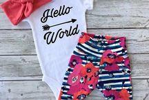 Baby Girl Burch