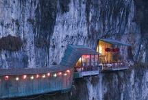Squisy: Ristoranti dal Mondo / I ristoranti più belli in giro per il mondo