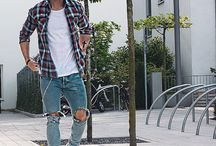 Men's jeans outfits