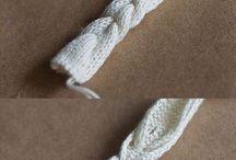 tricots divers