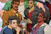 ♡Dream Daddy♡ / Daddy Dating has never been so amazing~