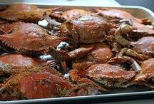I love seafood / by Jackie Miles Brown