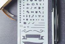 Graphic, typographic