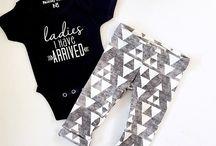 Bundle of Joy / baby fits