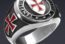 anillos templarios