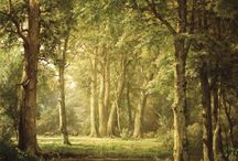 Landscape Painting = Пейзажная живопись