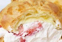 Cream Puffs / by Kylande Stewart