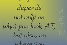 Quotes - perspective