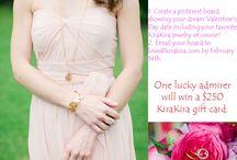 Valentine's Romance / @kirakira Giveaway