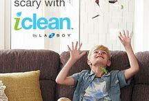 iClean / High-performance iClean™ fabrics are perfect for homes with children, pets and everyday life. This innovative technology surrounds each fiber, creating a barrier of protection that repels spills before they turn into stains. iClean™ fabrics keep your furniture looking beautiful, while giving you peace of mind. Available on most La-Z-Boy styles so you can feel comfortable with your furniture... and even life's little mishaps, when they happen.