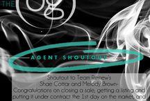 Agent Shoutouts