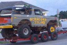 OCRACOKE ISLAND,OBX NC / by Debbe Daley
