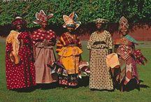 Surinaame klederdracht