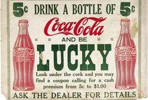 {Americana} Coca-Cola / by Jeff Faria
