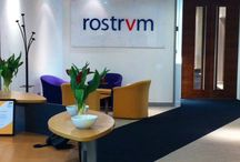 rostrvm office / Pictures of our Woking office