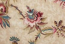 embroideries and fabrics