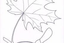 Autumn Projekt/őszi projekt