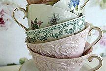 Tea scent