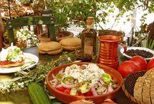 Greek Tavern Tableware