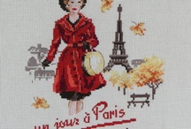 style paris pc + romantisme