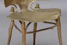 Chairs / by Brooke Traeger-Tumsaroch