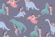 Space/Dinos