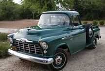Task Force Series Trucks 1955-59 Chevrolet and GMC